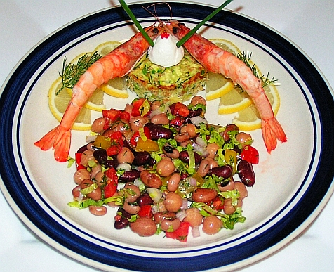 Langoustine recipe with picture