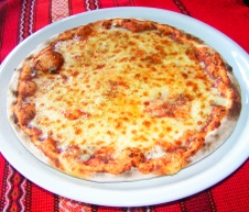 Cheese pizza picture