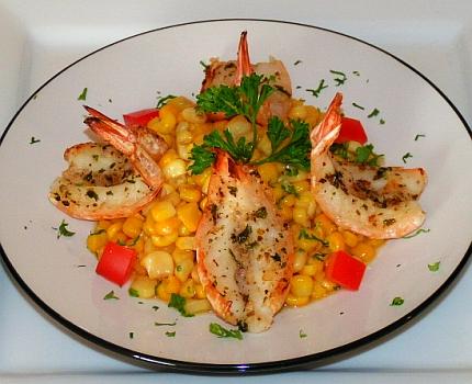 Recipes shrimp appetizers