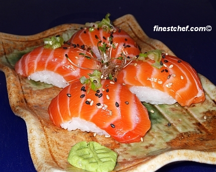 Sushi Menu Items And Ideas For Rolls And Ingredients Finestchef Com