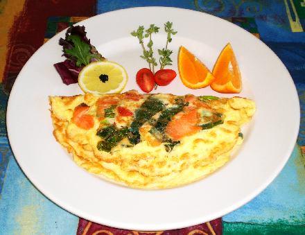 Recipe for texas omlette